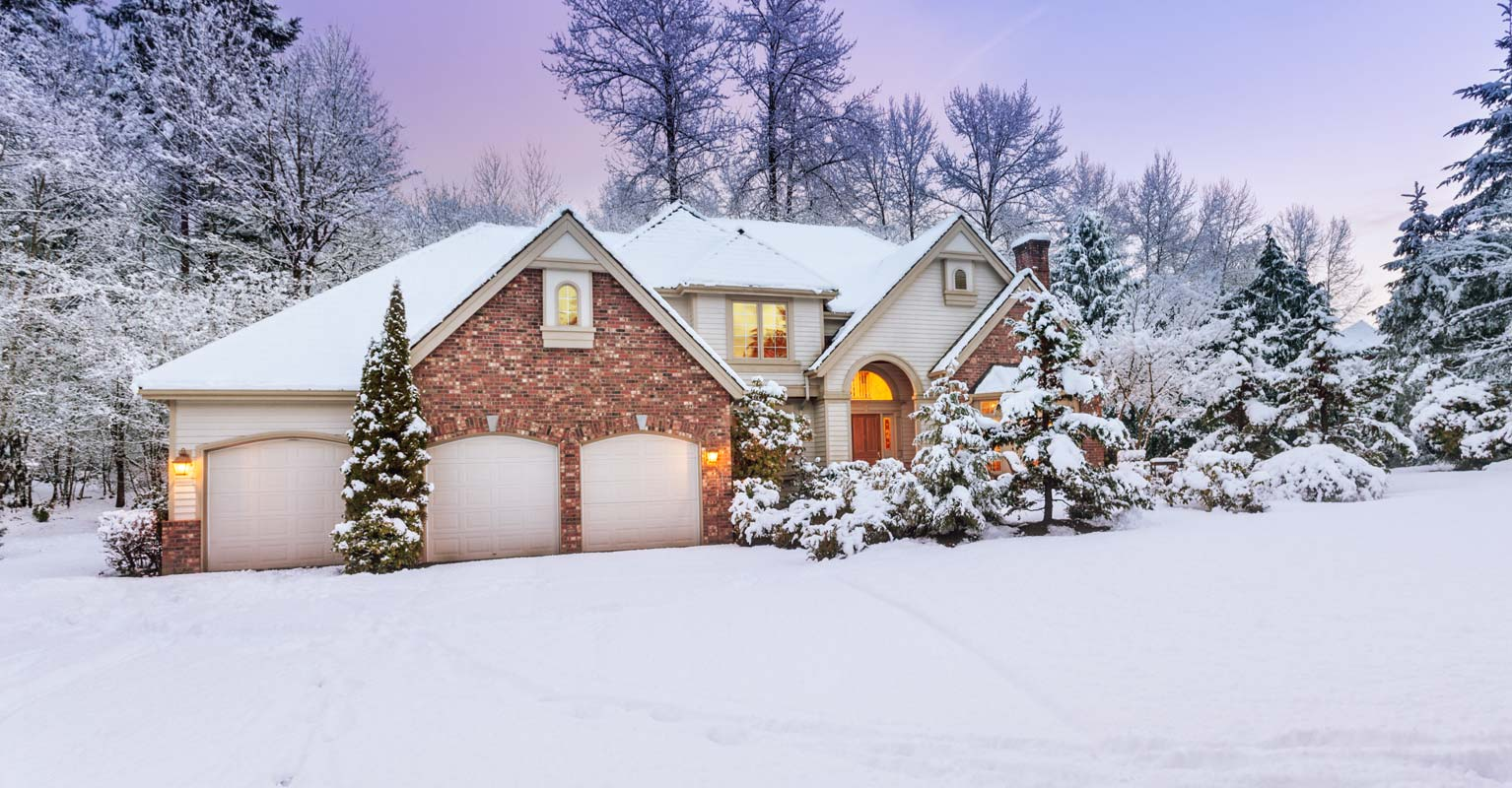 preparing your home for winter | american family insurance