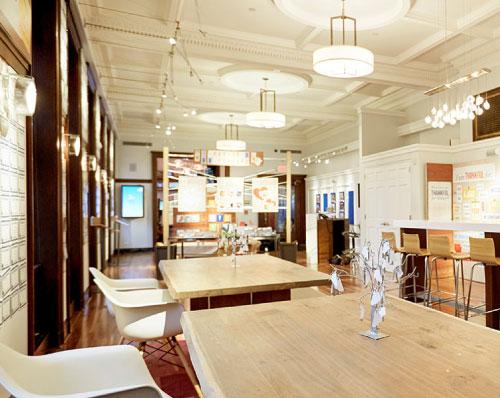 American Family Insurance Dreambank interior
