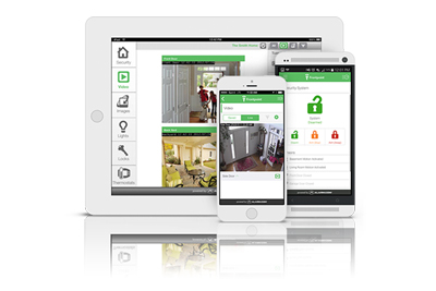 Frontpoint Home Security System American Family Insurance