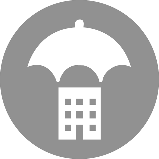 commercial umbrella liability icon