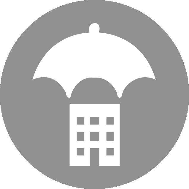 commercial umbrella liability icon
