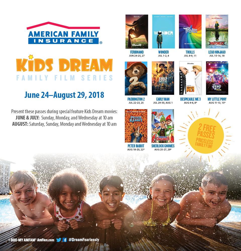 Kids Dreams Movie Series Desktop version