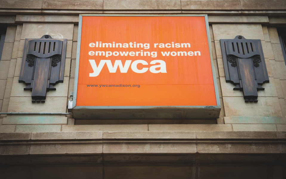 The YWCA Madison is a Wisconsin, Madison-based organization that provides critical housing services (including a shelter program), eliminating racism and empowering women and families. Photo courtesy of YWCA Madison.