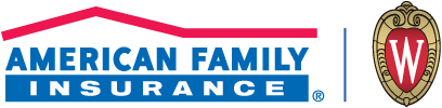American Family Insurance and UW-Madison logo