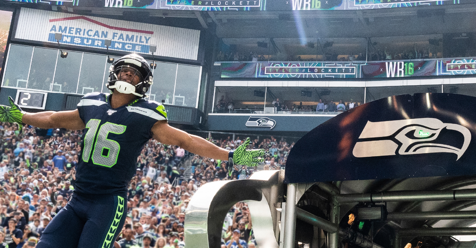 The American Family Insurance Seahawks Touchdown House Experience Sweepstakes